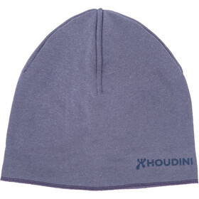 Houdini Toasty Top Heather Mütze greystone purple